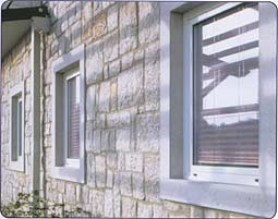 Savi alluminio finestre in alluminio alu - Finestre alluminio taglio termico fanno condensa ...