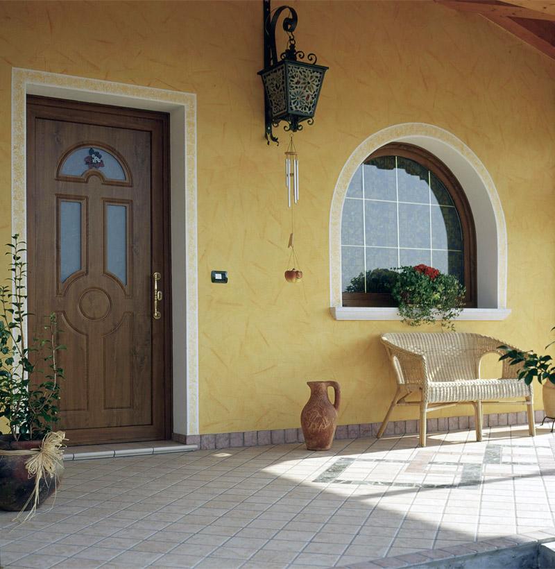 Porte in pvc finestre e porte serramenti in pvc savi - Porte e finestre pvc ...